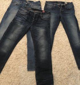 Набор мужских джинс