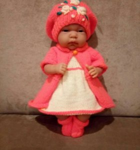 одежда для куклы Антонио Хуан