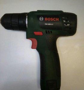 Шуруповерт Bosch psr 1080 li