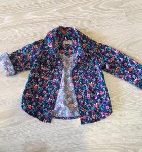 Рубашка H&M 500₽