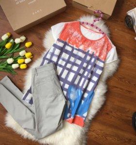 Блузка брюки Stifanel