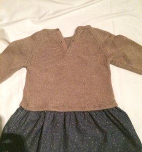 Платье рост 74-80