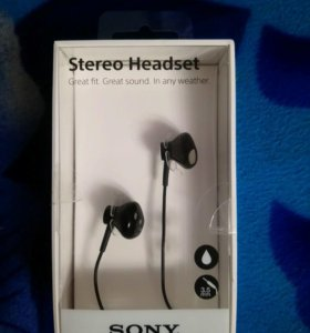 SONY STEREO HEADSET STH 32