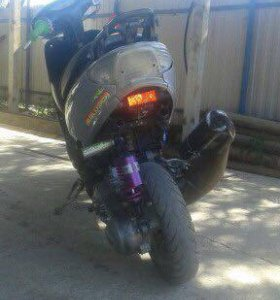 Yamaha jog c торг