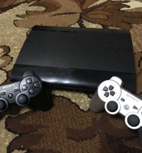 Sony Playstation 3 SuperSlim 500 Gb