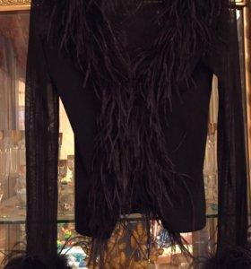 Накидки на платье вечерние