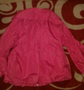 Куртка-Ветровка детская.