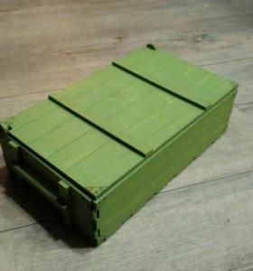 Подарок мужчине «ящик фронтовой»