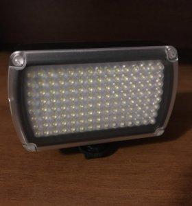 Накамерный светодиодный свет