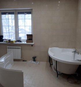Ремонт ванных комнат!!!!!!!!