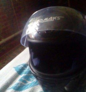 Шлем омакс