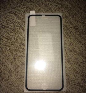 Стекло 3D на iphone 6s обмен на 2стекла  5s