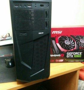 Intel 12 x 4,2 ггц, 32 Гб озу, nvidia GTX1060