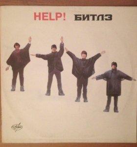 Beatles винил