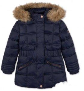 Куртка-парка для девочки.