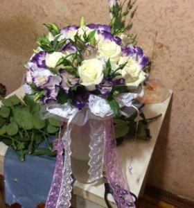Букеты из цветов на заказ