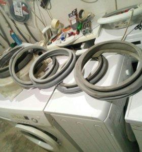 Манжета люка стиральной машины.