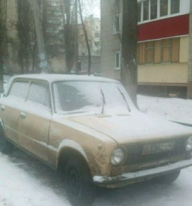 ВАЗ (Lada) 2101, 1986