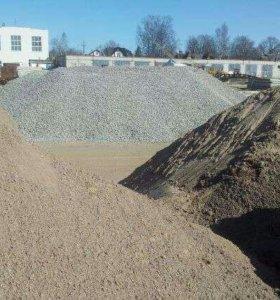 Отсев-Песок-Цемент