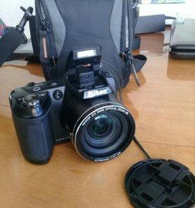 Фотоопарат Nikon coolpix L310