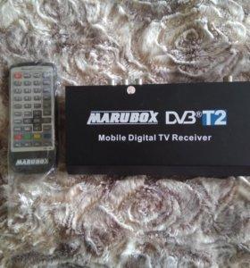 Универсальный автомобильный цифровой ТВ тюнер