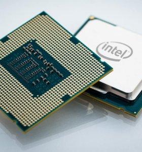 процесоры 775  1155сокет