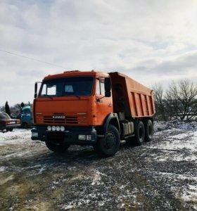 Услуги КАМАЗ 15 тонник