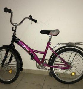 Велосипед для девочки novatrack fr10, 16»