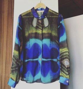 Нереально крутая рубашка экзотической расцветки 😍