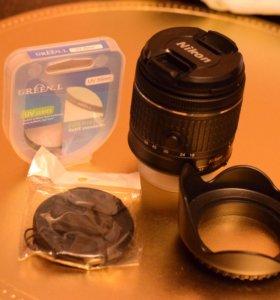 Nikon AF-P DX NIKKOR 18-55mm