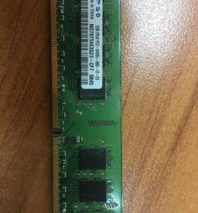 Оперативная память Samsung DDR2 2GB