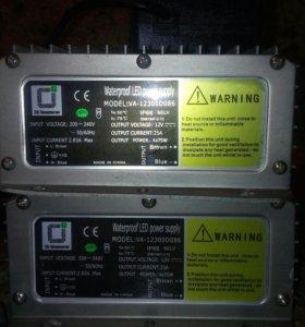 Блоки питания LED