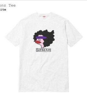 Оригинальная футболка supreme gonz tee,новая.