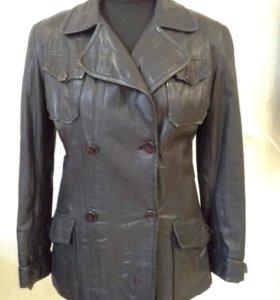 Куртка из натуральной кожы
