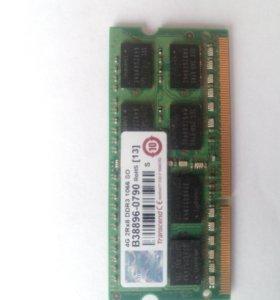 DDR3 1066 Transcend