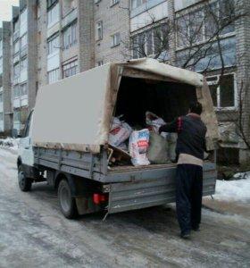 Вывоз мусора уборка територии