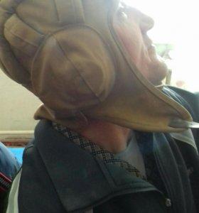 Танкиский шлем