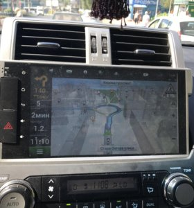 Автомагнитола на android,экран 10-дюймов