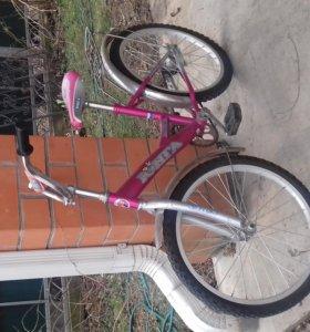 Велосипед на 6-10 лет