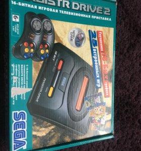 Sega magistr drive 2