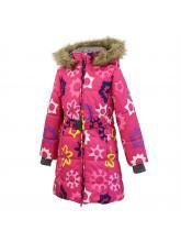Huppa новое зимние пальто на девочку