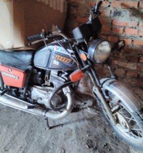 Продаю мотоцикл иж Планета 5 в хорошем состоянии