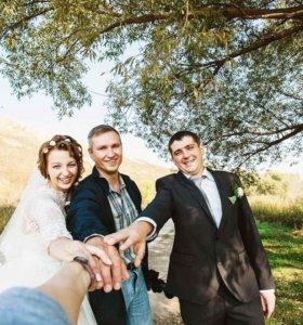 Видеосъемка свадеб,торжеств