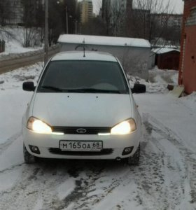 ВАЗ (Lada) Kalina, 2011