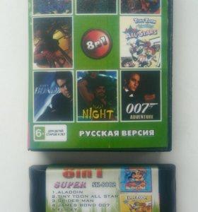 Картридж для Sega (Сега)