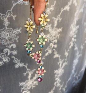 Ожерелье бижутерия украшения