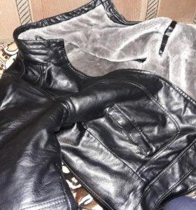 Куртка осеняя новая