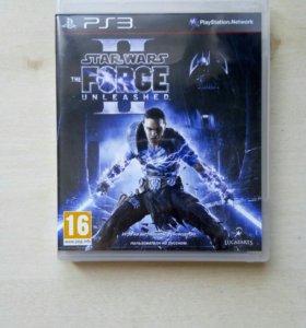 Игра для PS3 SW:Unleashed II