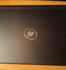 Ноутбук DNS 0123953. Без жёсткого диска.