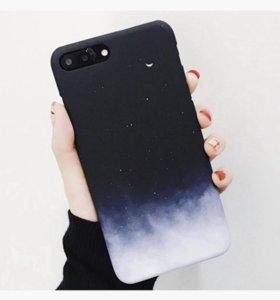 Чехол новый на iPhone 7 Plus ,8 Plus